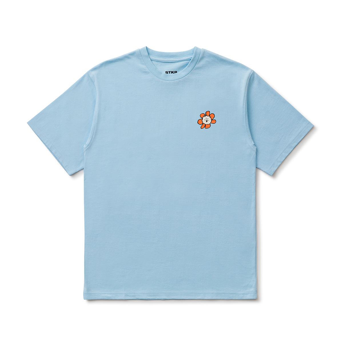 フラワー半袖Tシャツ RJ BT21