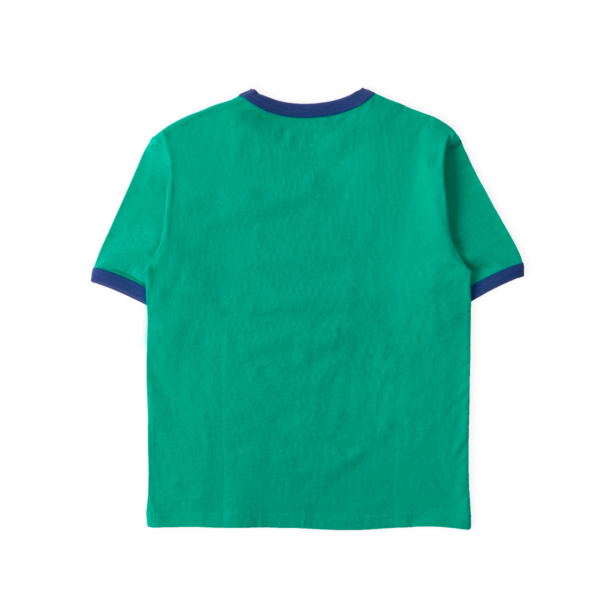 コントラスト半袖Tシャツ サリー