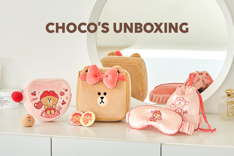 CHOCO'S UNBOXING