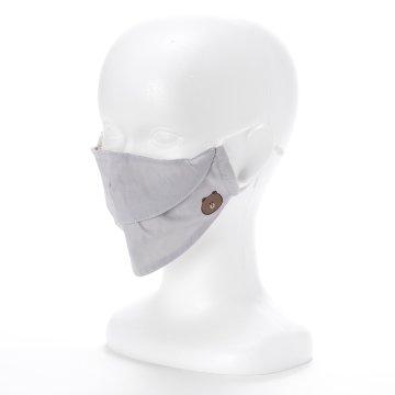 【日本限定】布マスク 冷感(セパレート) ブラウン